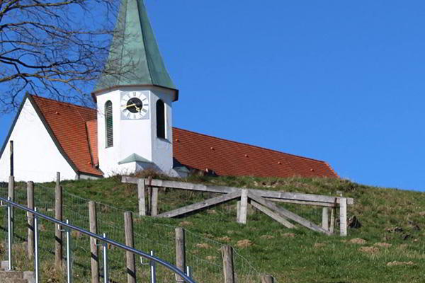 Kirche Pilgramsberg