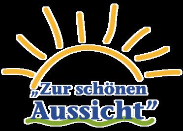 Pension zur schönen Aussicht Logo